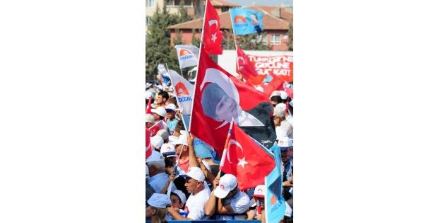 Erdoğan Hatay'da İhsanoğlu'na 'ithal Aday' Dedi