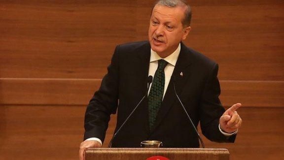 Erdoğan: 'İntihar edecek hali yok'