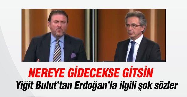 Erdoğan susmasın da bu iş nereye gidecekse gitsin!