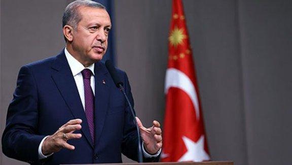 """Erdoğan: """"Tehditlerle karşı karşıyayız"""""""