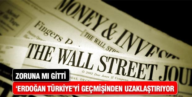 'Erdoğan Türkiye'yi geçmişinden uzaklaştırıyor'