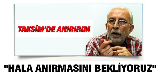 Erdoğan'dan Emin Çölaşan'a: Anırmasını bekliyoruz