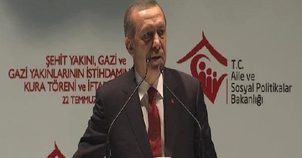 Erdoğan'dan İhsanoğlu'na: Sayemizde Bir Makama Geldin, Sayemizde Orada Oturdun