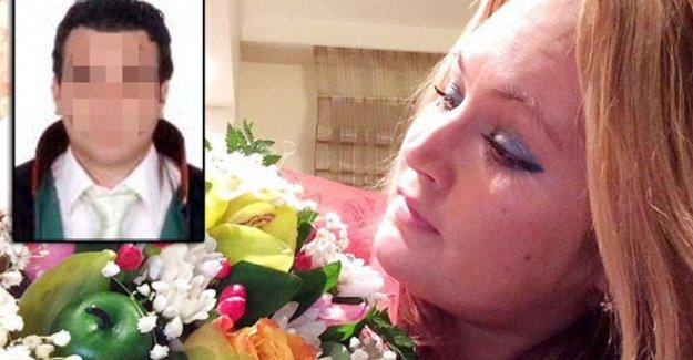 Eşinin gözleri önünde vuruldu