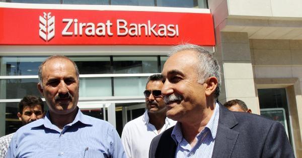 Eski Başkan Fakıbaba'dan Erdoğan'a Bağış