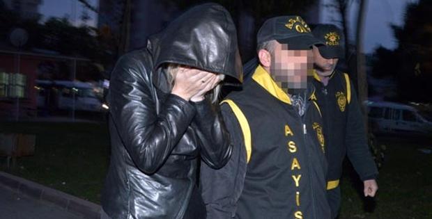 Evli çiftin grup seks çağrılarına polis cevap verince... renata romentova