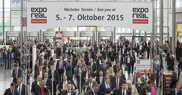 EXPO REAL bu yıl 5-7 Ekim tarihlerinde Münih'de gerçekleştirilecek