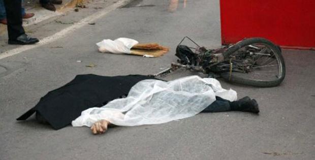 Feci Ölüm: Beton mikseri bisikletliyi ezdi
