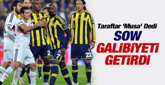 Fenerbahçe Beşiktaş'ı 1-0 mağlup etti