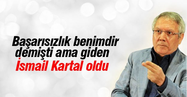 Fenerbahçe'de İsmail Kartal dönemi sona erdi