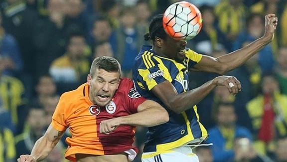 Fenerbahçe-Galatasaray berabere kaldı