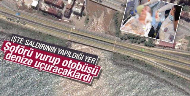 Fenerbahçe otobüsünü güvenlik görevlisi durdurmuş