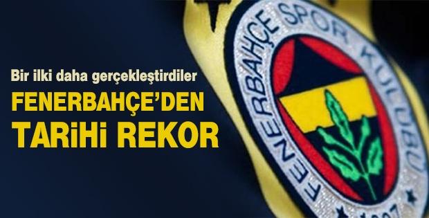 Fenerbahçe, satışa sunduğu yeni sezon formalarıyla bir ilki daha gerçekleştirdi