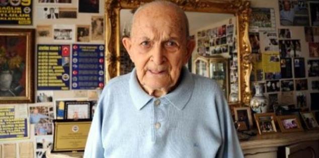 Fenerbahçe'nin eski Başkanı Faruk Ilgaz vefat etti