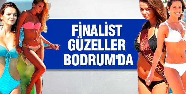 Finalistler Bodrum'da