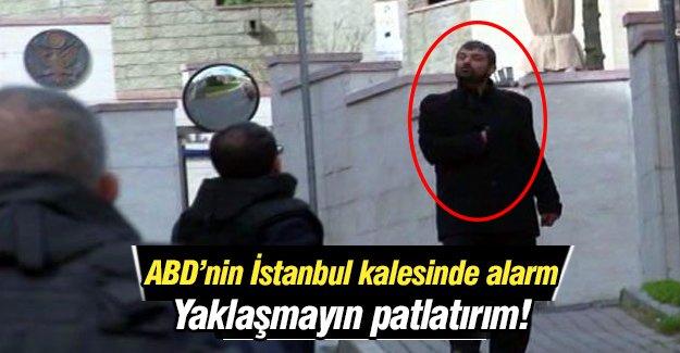 Flaş! ABD'nin İstanbul kalesinde alarm!
