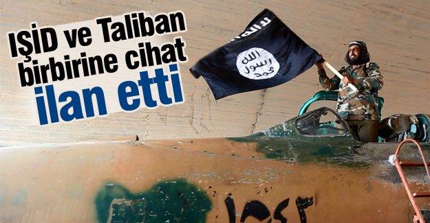 Flaş! IŞİD ve Taliban birbirine cihat ilan etti