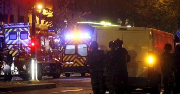Fransa'da saldırı! Çok sayıda ölü var