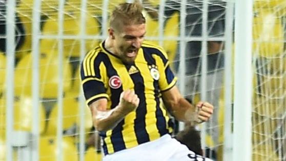 Frikik Şöleninde Kazanan Fenerbahçe