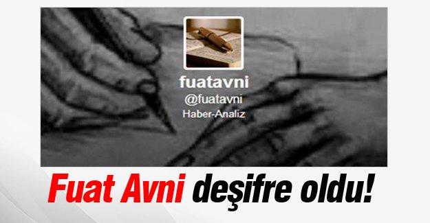 Fuat Avni deşifre oldu!