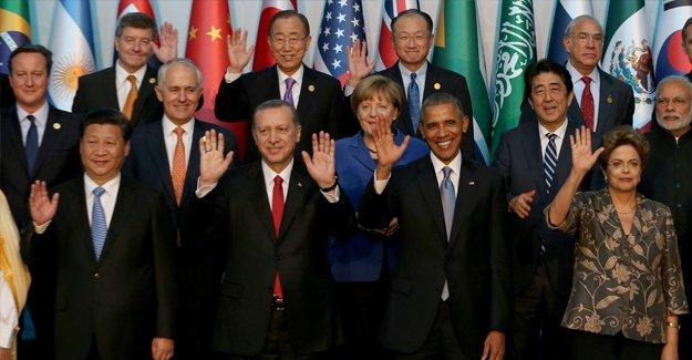 G20'de 40 milyar dolarlık 7 Dev anlaşma
