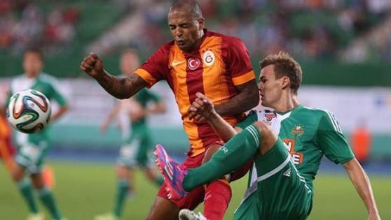 Galatasaray 1 - 3 Rapid Wien