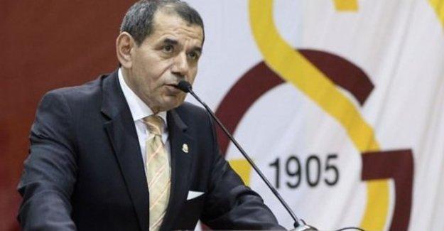 Galatasaray başkanı transferleri açıkladı