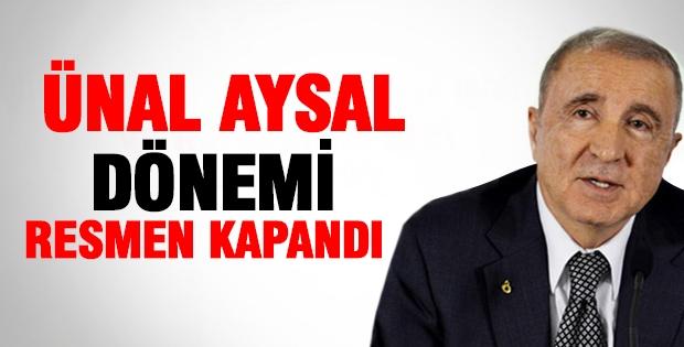 Galatasaray'ın başkanı Duygun Yarsuvat oldu