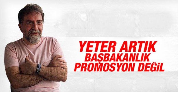 Gazeteci Ahmet Hakan Kılıçdaroğlu'na isyan etti