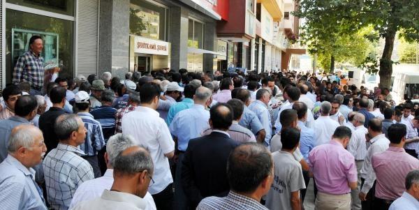 Gaziantep'te Cumhurbaşkanı Adayı Erdoğan'a Destek İzdihami