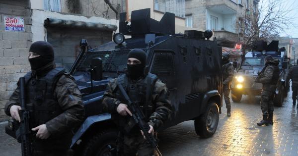 Gaziantep'te torbacılara şafak operasyonu