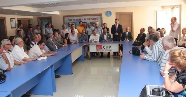 Gazze'ye Gidecek Chp'li Heyet Mısır'dan Haber Bekliyor