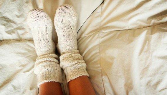 Geceleri çorapla uyumanın bilmediğiniz zararları