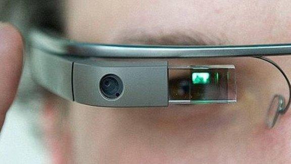 Google Glass'ın yenilendi.