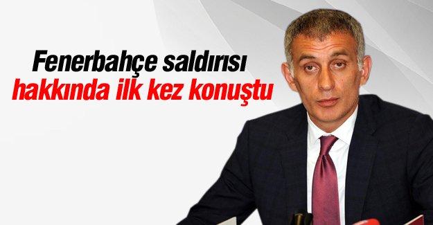 Hacıosmanoğlu Fenerbahçe saldırısı hakkında ilk kez konuştu