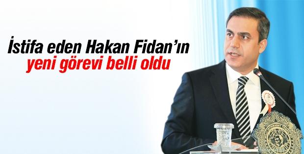 Hakan Fidan'ın yeni görevi belli oldu