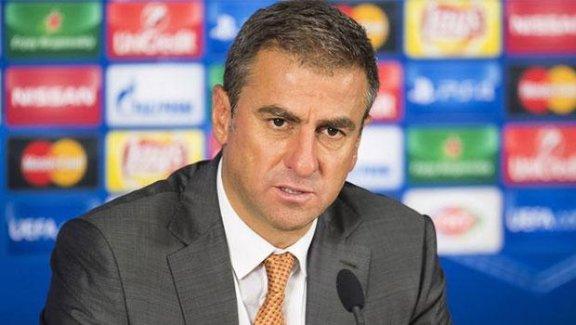 Hamzaoğlu süper lig ekiyle anlaştı!