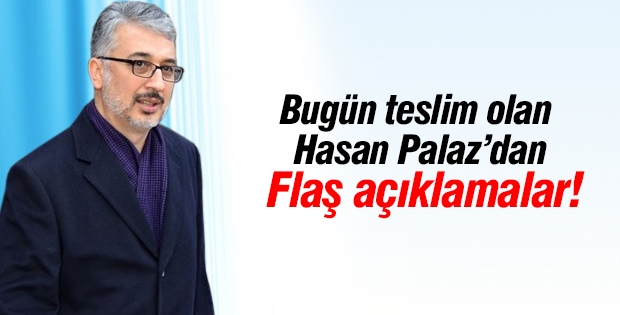 Hasan Palaz: Hakan Fidan ve Mustafa Varank'a sorun!
