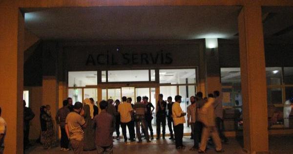 Hastanede Silahlı Saldırı Dehşeti: 1 Yaralı