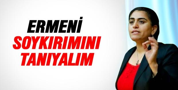 HDP: Ermeni soykırımını tanıyalım