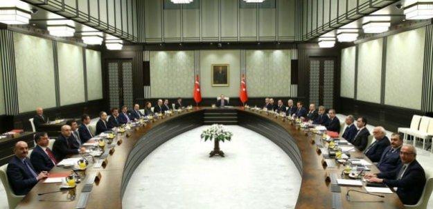 HDP'li bakanlar MGK'da olacak mı?