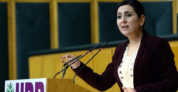 HDP, 'MHP ile çalışmaya hazırız'