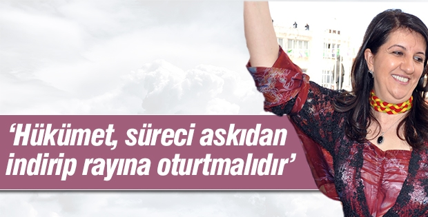 HDP'den hükümete çağrı