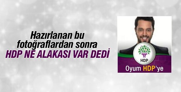 HDP'den Murat Boz'lu kampanya hakkında açıklama