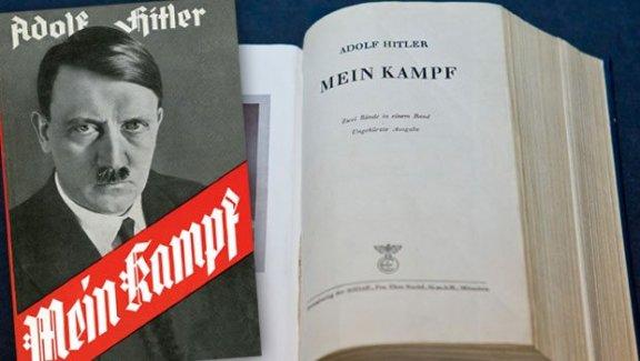 Hitler'in 70 yıldır yasaklı kitabı yeniden yayımlanacak
