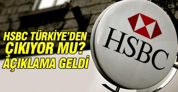 HSBC'den resmi açıklama geldi!