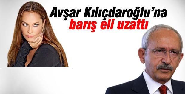 Hülya Avşar Kılıçdaroğlu'na barış elini uzattı