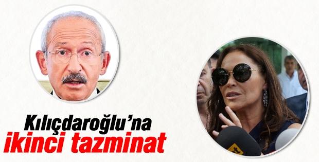 Hülya Avşar Kılıçdaroğlu'na ikinci tazminat davası açtı