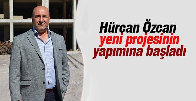 Hürcan Özcan'dan yeni proje