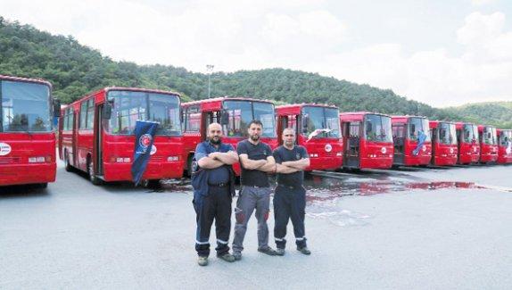 İETT Liberya ve Çad'a otobüsler gönderiyor.
